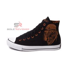 Converse Unisex Chuck Taylor All Star negro Sabbath Never Say Die Sneaker (11 Men/mujer 13) jPcT5A