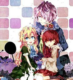Resultado de imagen para garry ib anime