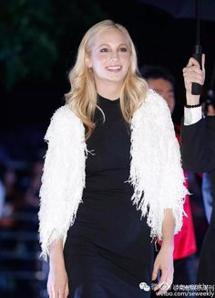 Candice Accola in China for #WizardWorldFansTangComicCon