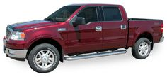 Ford F-150 equipped with a MegaStep.
