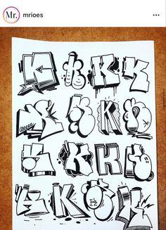 Easy Graffiti Letters, Graffiti Numbers, Easy Graffiti Drawings, Grafitti Letters, Graffiti Alphabet Styles, Graffiti Lettering Alphabet, Graffiti Words, Graffiti Doodles, Graffiti Writing