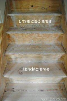 Remodel Stairs: Carpet To Wood Stairs