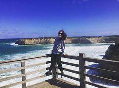 Great Ocean Road Roadtrip!  @fiessie #greatoceanroad #londonbridge #12apostles #roadtrip #water #cliffs #fun #saturday #weekend #finlandfriend #australia #victoria by ajfraser1 http://ift.tt/1ijk11S