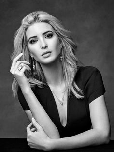 The Ivanka Trump Fine Jewelry Campaign