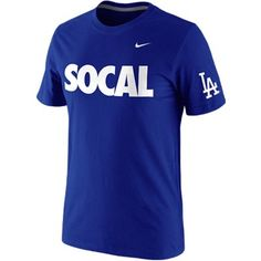 Nike L.A. Dodgers Rivalry T-Shirt – Royal Blue