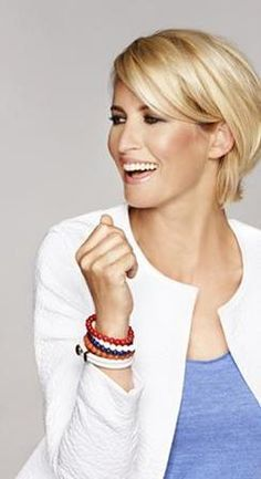 Anouk Smulders - short hair ideas if I cut my hair short again I'm so doing this!