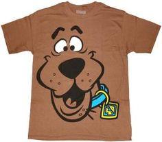 Camiseta Scooby