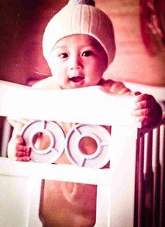 森岡賢 1歳