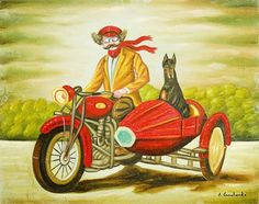Sidecar by Salvo Lombardo
