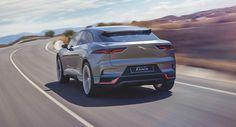 Road-Going Jaguar I-Pace Launching At Geneva Motor Show