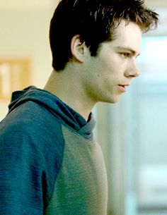 #TeenWolf - Dylan O'Brien in #5x11