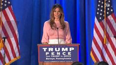 Melania Trump Broke U.S. Immigration Law To Work as a Model In 1996