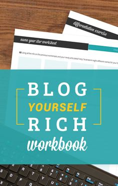 The ultimate beginner blogger workbook. Learn how to set up your own money making website in just 90 days.