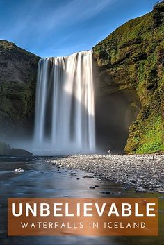 There's a lot to see in Iceland, from the glaciers and hot springs to jaw-dropping canyons and beautiful waterfalls. Iceland is a magical place, and treasures like these will add to your amazing experience in this breathtaking Nordic country. If you're visiting Iceland, don't miss these seven waterfalls!