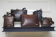 Gentle items for men Adler bags