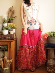 boho ethnic fashion