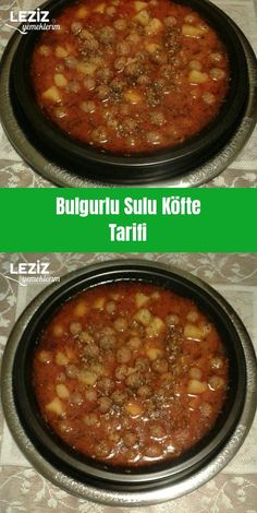 Bulgurlu Sulu Köfte Tarifi – Leziz Yemeklerim – Sulu yemek – Las recetas más prácticas y fáciles Juicy Meatball Recipe, Meatball Recipes, Classic Meatloaf Recipe, Middle Eastern Recipes, Iftar, Turkish Recipes, Meatloaf Recipes, Easy Healthy Dinners, What To Cook