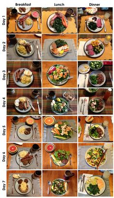 21DSD+AIP Meals Week1 | The Paleo Mom