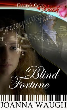"""WRITING TO READ: """"Blind Fortune captures the reader's heart"""""""