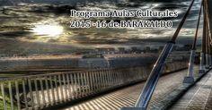 Programa Aulas  Culturales de Barakaldo 2015