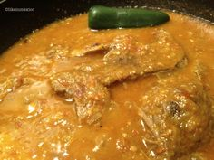 Carne con Chile - Short Ribs