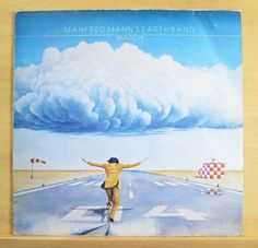 MANFRED MANN´S EARTH BAND - Watch Vinyl LP Mighty Quinn Davy´s on the Road again