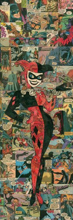 Imagem de harley quinn, comic, and DC