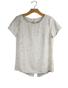 Galaxy Top | Dotted Tank | Made in USA | Made in America | Ethical Fashion | Ethical Clothing