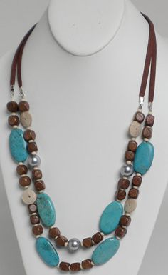 Necklace by BearDenTradingPost on Etsy, $17.50