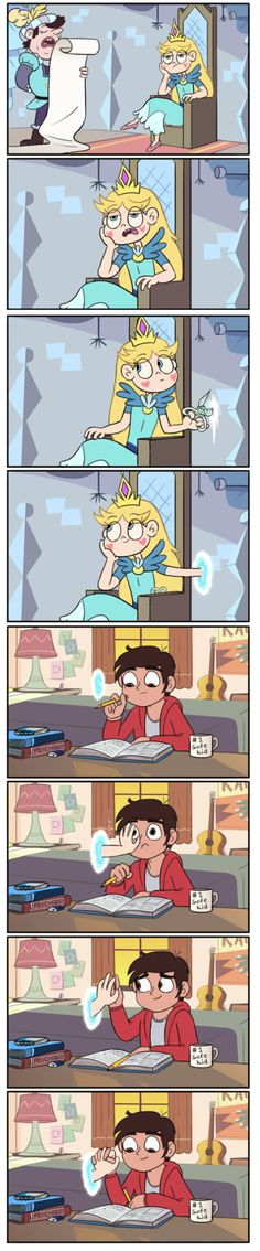 Starco forever more! Couples Anime, Cute Couples, Disney Xd, Disney And Dreamworks, Star E Marco, Starco Comic, Images Disney, Cute Stories, Star Butterfly