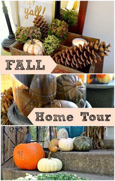Fall Home Tour 2014 | www.chatfieldcourt.com