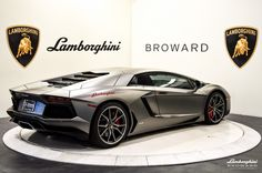 2014 Lamborghini Aventador LP700-4 Coupe For Sale