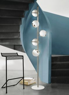 Home design ideas / Home inspirations |   Contemporary floor lamps by Delightfull