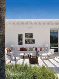 ComfyDwelling.com » Blog Archive » 70 Exciting Summer Terrace Decor Ideas.  Mediterranean Style HomesOutdoor ...