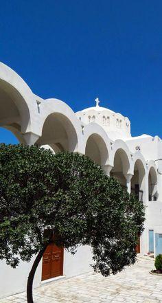 Church of Ipapanti, Fira, Santorini