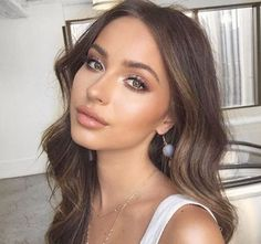 41 trendige Augen Make-up Bronze Bronzy - Prom Makeup Looks Bronzy Eye Makeup, Almond Eye Makeup, Brown Skin Makeup, Orange Eye Makeup, Black Eye Makeup, Wedding Makeup For Brown Eyes, Natural Wedding Makeup, Natural Makeup Looks, Bronze Makeup