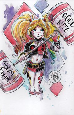 Harley Quinn                                                                                                                                                                                 Plus