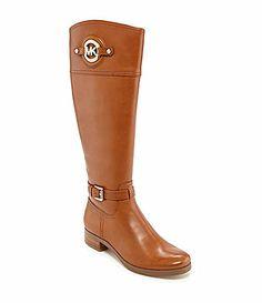 f46980d955e MICHAEL Michael Kors Stockard Boots  Dillards
