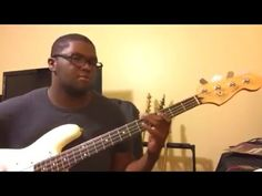3 simple bass grooves - YouTube