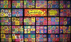 Vassily Kandinsky Class Art project