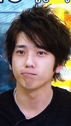 Ninomiya Kazunari❤ why you are doing this ugh.. I cannot! ❤