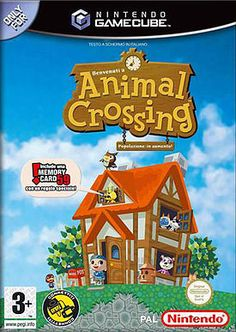 Animal Crossing - one of my first gamecube games ever...will always love this one!