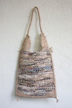 Handwoven bag (back) | by rRradionica