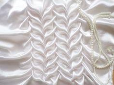 Ribbon art,Ribbon lace,ribbon manipulation - YouTube