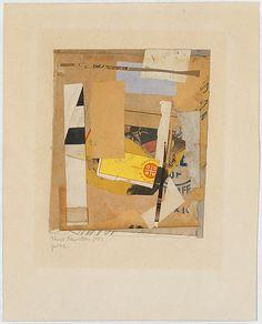 Pinc - 1947 -   Kurt Schwitters