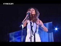 Eleftheria Arvanitaki - Parapono - H Xenitia- Lyrics: Lina Nikolakopoulou Music: Ara Dinkjian Greek Music, Easy Listening, Lyrics, Singer, Pop, Film, Concert, Youtube, Female