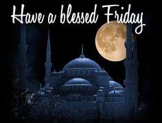 Juma Mubarak To all muslim brothers and sisters :)