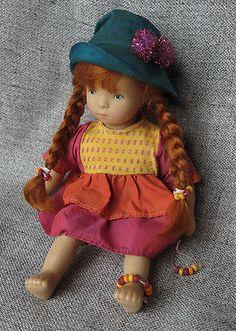 """Sylvia Natterer Gotz 9"""" doll"""