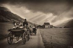wedding carriage | OberlePhotoArt