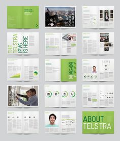 interior design brochure - Brochures, Layout and Modern on Pinterest